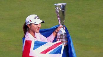 Rolex TV Spot, 'Women's Golf' - Thumbnail 8