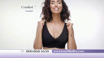 CaraMia Bra TV Spot, 'Supporting and Flattering: Three Bras' - Thumbnail 3