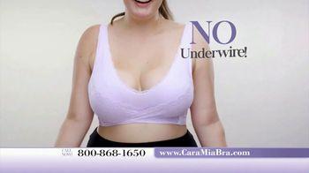 CaraMia Bra TV Spot, 'Supporting and Flattering: Three Bras'