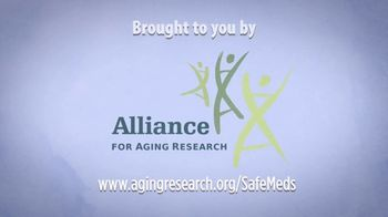 Alliance for Aging Research TV Spot, 'Over the Counter Pain Medication' - Thumbnail 8