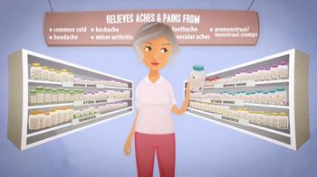 Alliance for Aging Research TV Spot, 'Over the Counter Pain Medication' - Thumbnail 1