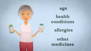 Alliance for Aging Research TV Spot, 'Over the Counter Pain Medication' - Thumbnail 4
