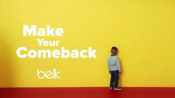 Belk TV Spot, 'Make Your Comeback: Easiest Trip Ever' Song by Lewis Lane - Thumbnail 1