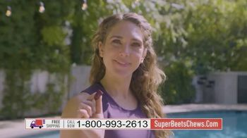 SuperBeets Soft Chews TV Spot, 'SuperBeets Chews Convenient on the go blood pressure energy support D3' - Thumbnail 9