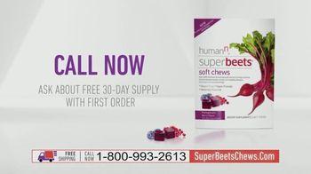 SuperBeets Soft Chews TV Spot, 'SuperBeets Chews Convenient on the go blood pressure energy support D3' - Thumbnail 7