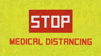 Stop Medical Distancing TV Spot, 'Hello America' - Thumbnail 5