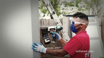 Tuff Shed TV Spot, 'More Than Ever'