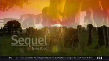 New York Thoroughbred Breeding and Development Fund TV Spot, 'Triple Crown Dreams' - Thumbnail 2