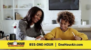 One Hour Heating & Air Conditioning TV Spot, \'Thermostat\'