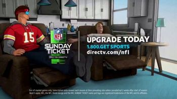 DIRECTV NFL Sunday Ticket TV Spot, 'Sundays Aren't the Same' - Thumbnail 10