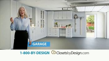 Closets by Design TV Spot, 'We Do It All' - Thumbnail 2