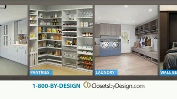 Closets by Design TV Spot, 'We Do It All' - Thumbnail 5