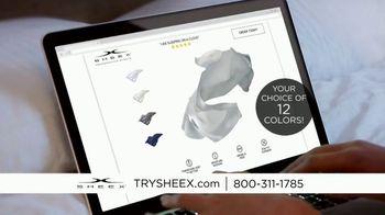 Sheex Performance Sheets TV Spot, 'Great Night's Sleep' Featuring Michelle Brooke-Marciniak - Thumbnail 8