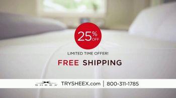 Sheex Performance Sheets TV Spot, 'Great Night's Sleep' Featuring Michelle Brooke-Marciniak - Thumbnail 9