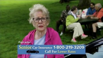 Senior Car Insurance TV Spot, 'Paying Way Too Much' - Thumbnail 1