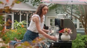 Bud Light Seltzer TV Spot, 'Papilas gustativas: parrillada' [Spanish]