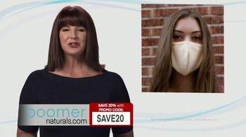 Boomer Naturals TV Spot, 'Comfortable, Breathable and Protective' - Thumbnail 1