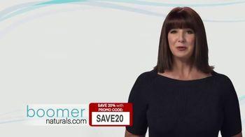 Boomer Naturals TV Spot, 'Comfortable, Breathable and Protective' - Thumbnail 3