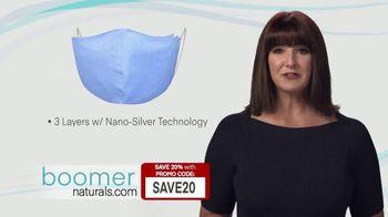 Boomer Naturals TV Spot, 'Comfortable, Breathable and Protective' - Thumbnail 4