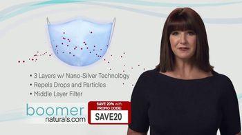 Boomer Naturals TV Spot, 'Comfortable, Breathable and Protective' - Thumbnail 5