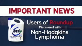 Pintas & Mullins Law Firm TV Spot, 'Important News: Non-Hodgkin's Lymphoma'
