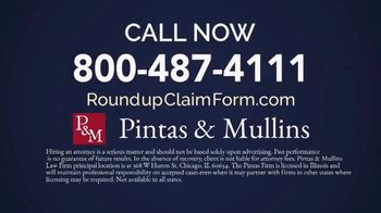 Pintas & Mullins Law Firm TV Spot, 'Important News: Non-Hodgkin's Lymphoma' - Thumbnail 9