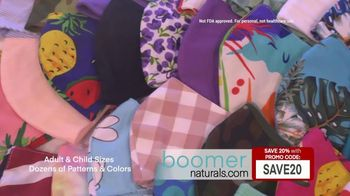 Boomer Naturals TV Spot, 'Your Search Is Over' - Thumbnail 7