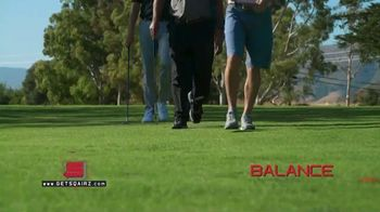 SQAIRZ TV Spot, 'Help Your Game' Featuring Sir Nick Faldo - Thumbnail 6