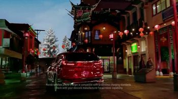 Honda CR-V Hybrid TV Spot, 'From the City to the Mountains' Song by Sia, Diplo, Labrinth [T1] - 2303 commercial airings
