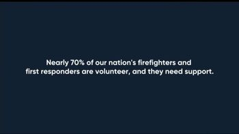 National Volunteer Fire Council TV Spot, 'Support Your Local Firefighters and EMS Providers! - Thumbnail 2
