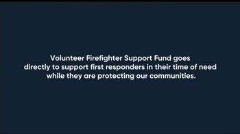 National Volunteer Fire Council TV Spot, 'Support Your Local Firefighters and EMS Providers! - Thumbnail 9