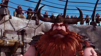 Peacock TV TV Spot, 'Dragons: Riders of Berk' - Thumbnail 1