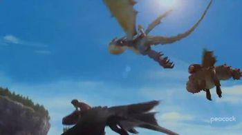 Peacock TV TV Spot, 'Dragons: Riders of Berk' - Thumbnail 5