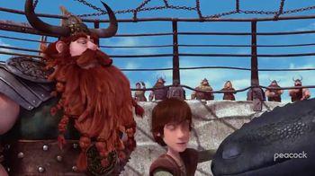 Peacock TV TV Spot, 'Dragons: Riders of Berk' - Thumbnail 7