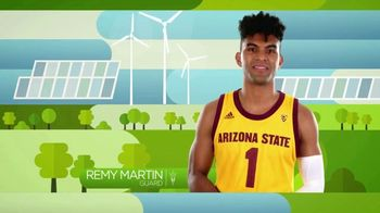 Pac-12 Conference TV Spot, 'Team Green: Arizona State' - 93 commercial airings
