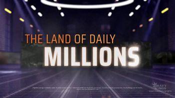 DraftKings TV Spot, 'Basketball: Land of Daily Millions' - Thumbnail 1