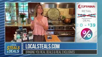 Local Steals & Deals TV Spot, 'Music' Featuring Lisa Robertson - Thumbnail 9