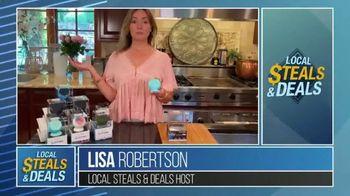 Local Steals & Deals TV Spot, 'Music' Featuring Lisa Robertson - Thumbnail 1