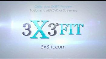 3X3FIT Fitness System TV Spot, 'Core Burn Super Circuit' - Thumbnail 9