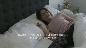 Sheex TV Spot, 'Sweaty in Bed?'  Featuring Michelle Brooke-Marciniak