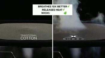 Sheex TV Spot, 'Sweaty in Bed?'  Featuring Michelle Brooke-Marciniak - Thumbnail 4