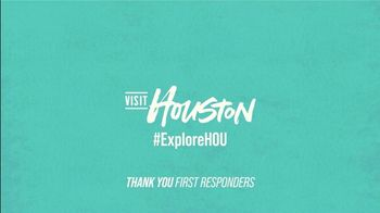 Visit Houston TV Spot, 'How You Can Support' - Thumbnail 5