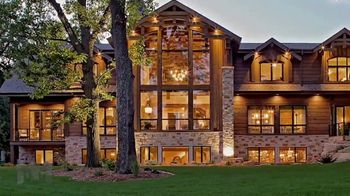 Wisconsin Log Homes TV Spot, 'Manufacturing Marvels: Feels Like Home' - 1 commercial airings