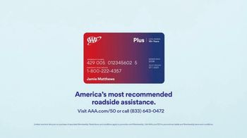 AAA TV Spot, 'Add Loved Ones' - Thumbnail 10