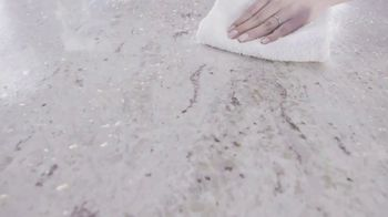 Weiman Disinfectant Granite & Stone Daily Clean & Shine TV Spot, 'Disinfect Granite & Other Types of Natural Stone' - Thumbnail 7
