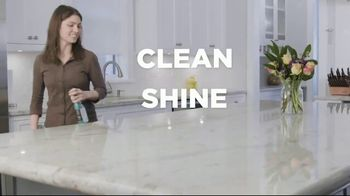 Weiman Disinfectant Granite & Stone Daily Clean & Shine TV Spot, 'Disinfect Granite & Other Types of Natural Stone' - Thumbnail 8