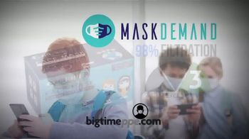 Big Time PPE TV Spot, 'Children's Masks' - Thumbnail 5