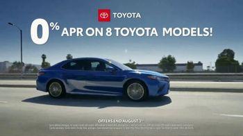 Toyota TV Spot, 'Trust Toyota' Song by Vance Joy [T2] - Thumbnail 4