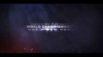 2021 Flag Football World Championships TV Spot, 'Raising the Bar' - Thumbnail 1