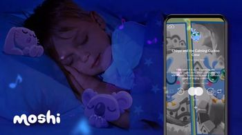 Moshi TV Spot, 'Help Your Little Ones Unwind' - Thumbnail 4